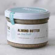 almond butter with sea salt half