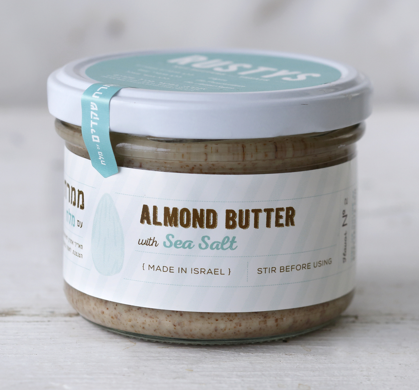 Sea Salt And Honey Almond Butter Recipe — Dishmaps