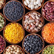 Beans, Grains, Flours
